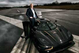 custom koenigsegg christian von koenigsegg on his new 2 million supercar