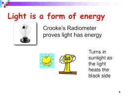 is light a form of energy ppt light powerpoint presentation id 4946029