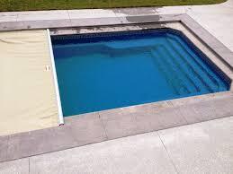 beautiful mini pools for small backyards with nice oval shape