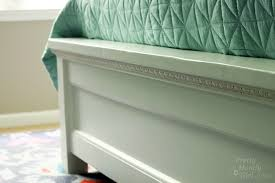 How To Make A King Size Platform Bed With Storage by Farmhouse King Size Bed With Storage Pretty Handy