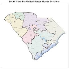 Beaufort Sc Map 2012 Sc Congressional Districts U2013 South Carolina Green Party
