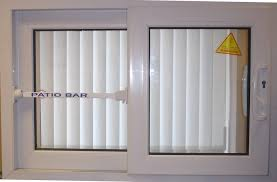 Secure Sliding Windows Decorating Sliding Patio Door Security Bar Advice For Your Home Decoration