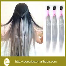 silver hair extensions silver hair extensions weft hair extensions