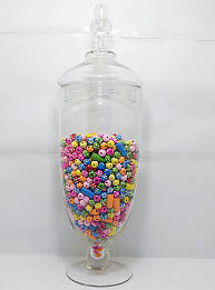 Candy Buffet Apothecary Jars by 1x Wedding Event Lolly Candy Buffet Apothecary Jar 41cm We Caja18