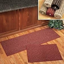 Microfibres Quasar Swirl Kitchen Rug Runner Striped Kitchen Rug Runner Runner Area Rugs Rugs The Home Depot