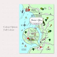 Custom Maps Custom Map Save The Date Or Invitation Magnet By Cute Maps