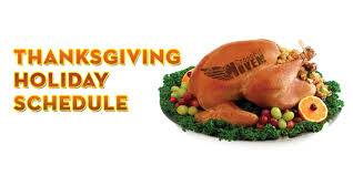 thanksgiving schedule crossfit novem