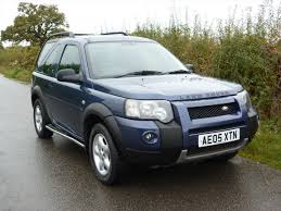 land rover freelander 1999 land rover freelander xei 4 x 4 estate