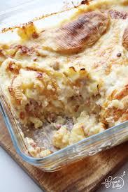recette de cuisine facile et rapide et pas cher tartiflette une graine d idée