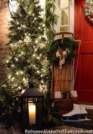 christmas porch decorations christmas porch decorating ideas