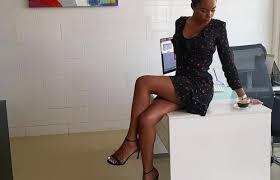 adultere au bureau 02 photos léa soukeyna se la joue au bureau pointdakar