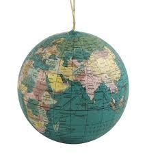 ornaments buy blue earth globe ornament 4