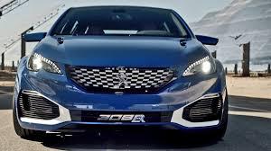 peugeot cars uae peugeot 308 r hybrid 500 hp official trailer youtube