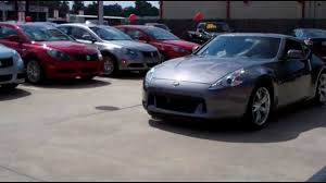 nissan 370z gun metallic picking up the 370z youtube