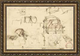 leonardo da vinci drawings of geometric figures list of botanical
