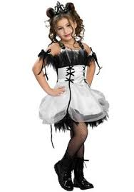 Scary Halloween Costumes Girls Age 10 Teen Girls Dearly Departed Mummy Bride Kids Juniors Scary