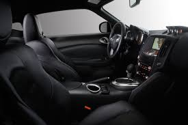 nissan roadster interior nissan unveils subtly facelifted 370z ahead of the chicago auto
