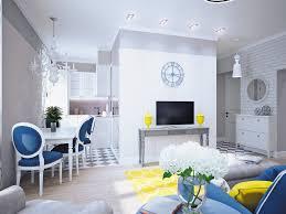 Blue Home Decor Blue And Yellow Home Decor