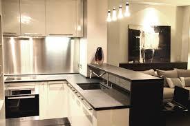 modele cuisine en l la cuisine a 2 modele cuisine ilot central grand lot