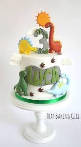 the 25 best dinosaur birthday cakes ideas on pinterest dinosaur