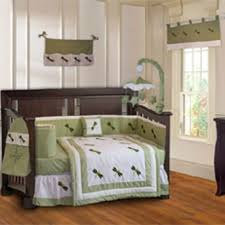 Crib Bed Combo Bedroom Admirable Jungle Baby Crib Bedding Set And Cherry Combo