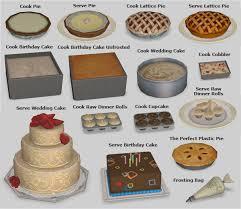 wedding cake sims 4 sims 3 birthday cake custom content