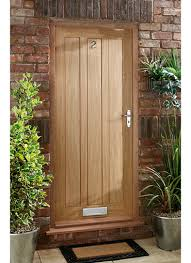 Exterior Doors Uk Homeserve Securityoak External Doors Oak Doors Front Doors