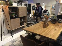 Cool Wooden Dining Table 40 Dining Room Ideas That Caught Our Eye At Milan 2016