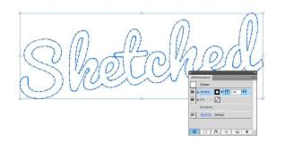 quick tip how to give your text a hand sketched look in