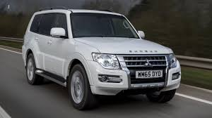 2017 mitsubishi shogun review top gear