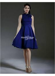 royal blue chiffon bridesmaid dresses buy baby bridesmaid dress honeybuy page 1