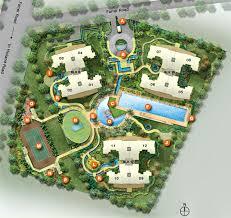 waterfall gardens site plan 1 th pinterest garden site and