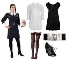 Addams Family Halloween Costume Ideas Costume Halloween Idea Girls Macabre Dark Goth Party