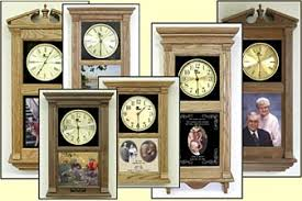 personalized anniversary clocks custom personalized clocks personalized wedding clocks etched