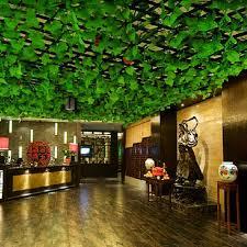 online buy wholesale large leaf vines from china large leaf vines