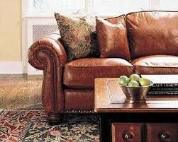 How To Clean A Leather Sofa How To Clean Sticky Leather Furniture Hunker