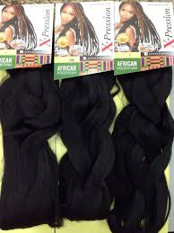 how much is expression braiding hair 8 packs x pression xpression expression kanekalon 82 senegalese