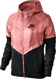 nike windbreaker nike w windbreaker pink schwarz 1130 zoom 0 jpg