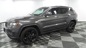 jeep cherokee black 2015 pre owned 2015 jeep grand cherokee altitude 4d sport utility in long