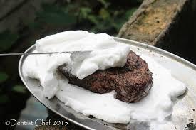salt crusted beef tenderloin recipe salt crusted roasted beef salted meringue herbs wrapped