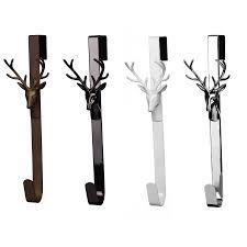 shop living assorted 15 in metal deer wreath hanger at