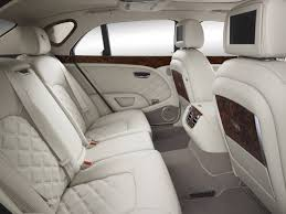 bentley cars interior 5 unique interior design features of the bentley mulsanne