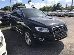 Audi Q5 Chestnut Brown Interior Used Cars At Auto Bank Liquidators Serving Miami Fl Inventory