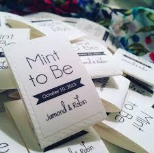 mint to be favors 40 best mints wedding mint favors images on bridal