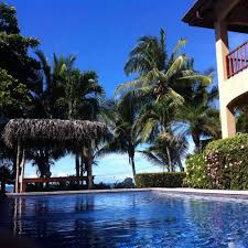 backyard hotel playa hermosa jaco beach costa rica home