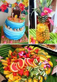 luau birthday party tropical party paso evolist co