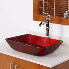 bathroom sink cheap vessel sinks vessel sink and faucet combo