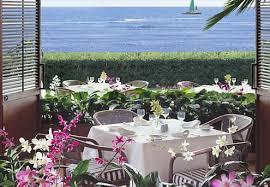 Buffet Restaurants In Honolulu by La Mer Halekulani Hawaii Aaa Diamond Rated Restaurants