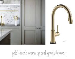 faucets kitchen luxury rose gold kitchen faucet