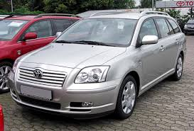 toyota avensis file toyota avensis combi ii 20090620 front jpg wikimedia commons